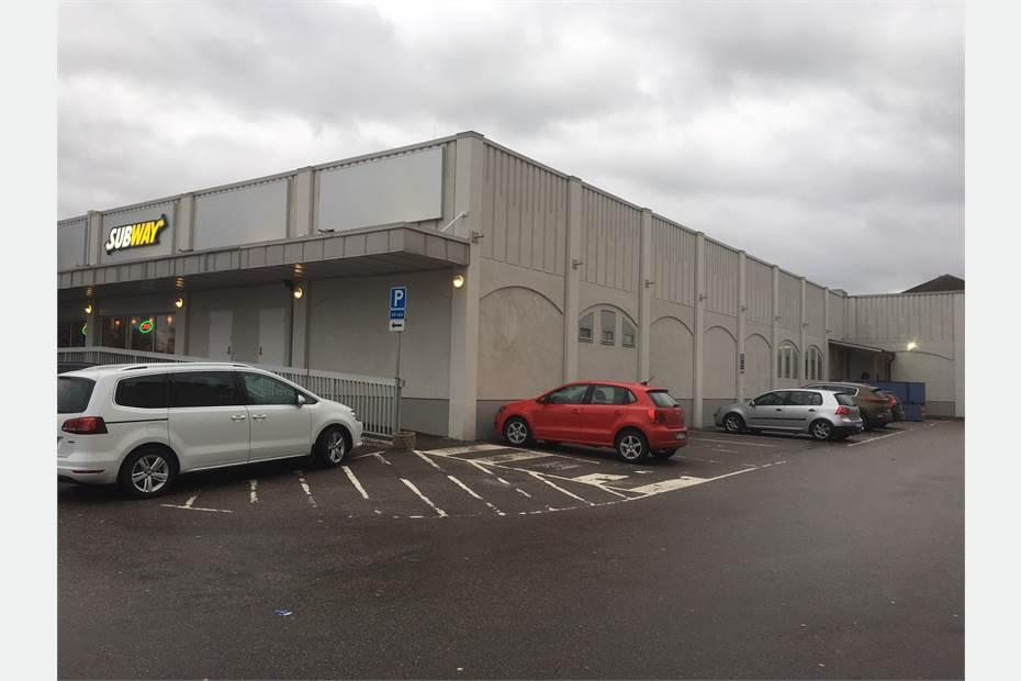 Hyttgatan 37, Centrum, Sandviken - ButikKontor