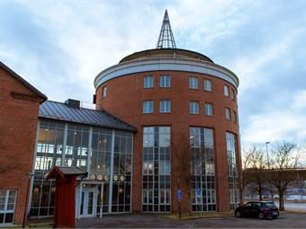 Spiranhuset har adress Järnvägsgatan 2