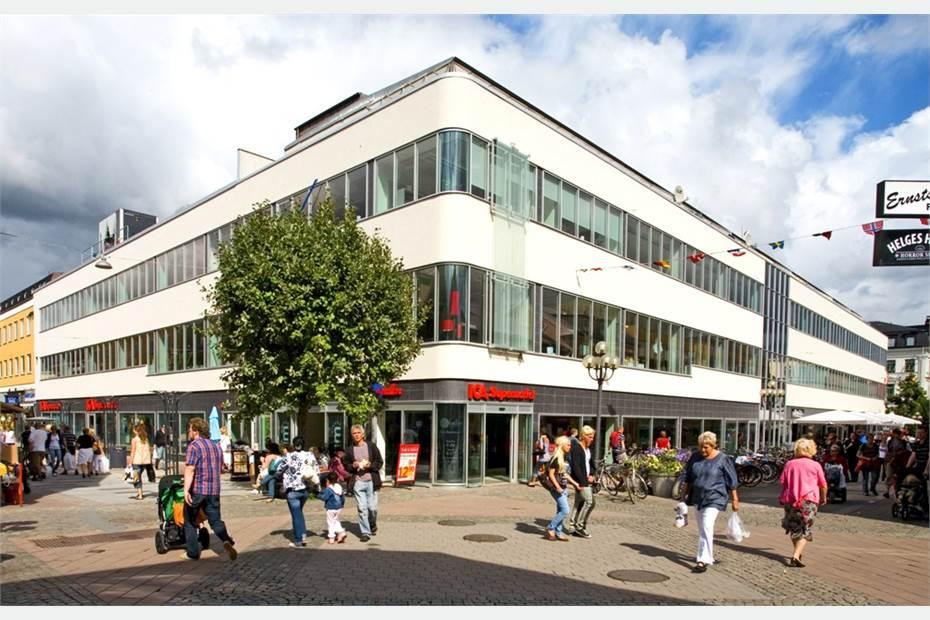 Kungsgatan 3, Centrum, VÄXJÖ - Kontor