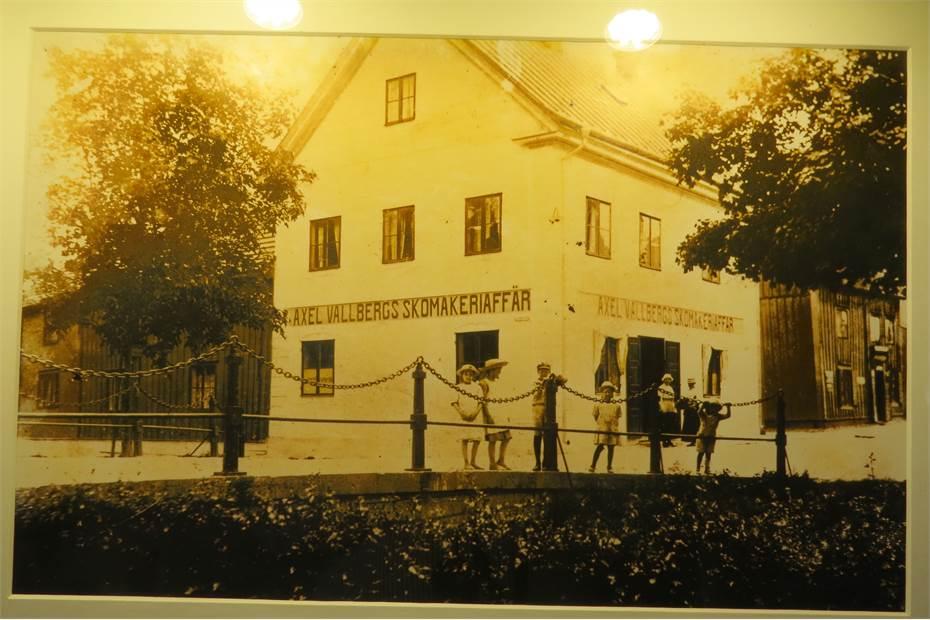 Foto från (?) 1940-talet