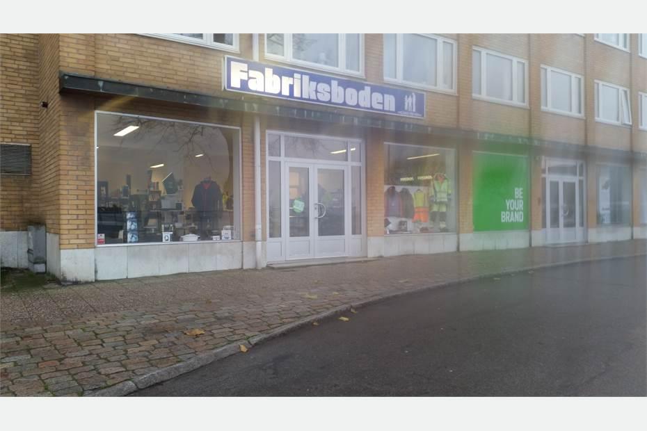 Fisktorget 1, Trossö, Karlskrona - ButikKontor