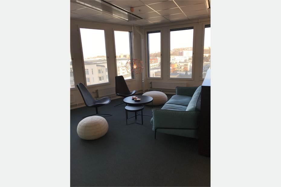 Hammarby allé 150, Hammarby Sjöstad, Stockholm - Kontor