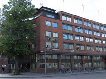 Vy från Rademachergatan