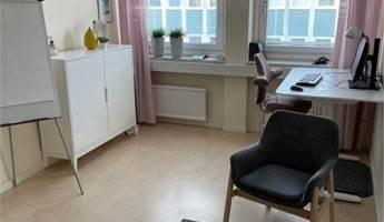 Kontorsrum (Möblering ingår ej men kan tillhandahållas)