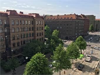 Berzeliigatan 14, Lorensberg, Göteborg -