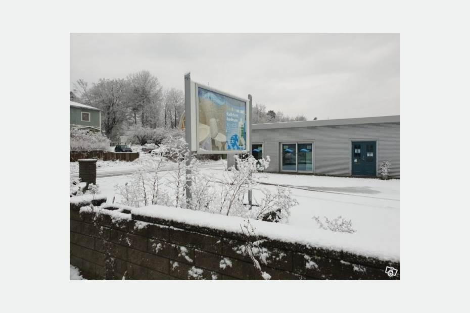 Stora vägen 1, Torskors/Vedeby/Lyckeby, Karlskrona - ButikKontorKontorshotell