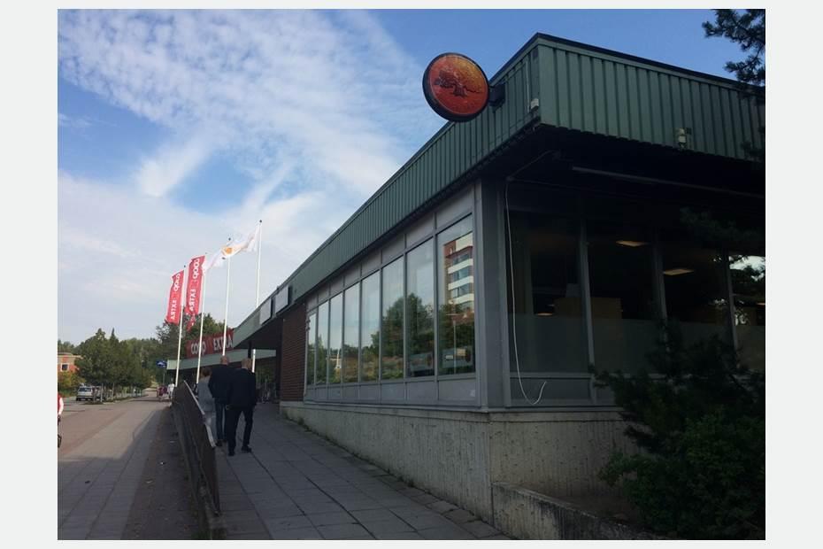 Stationsvägen 18 - Butik