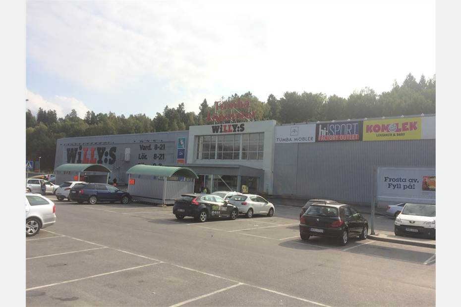 Bryggarvägen 7, Botkyrka, Tumba - Butik/Showroom