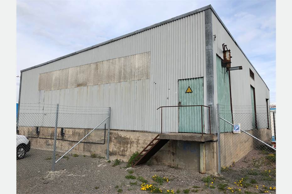 Industrivägen 2, Bredmossen, Sandviken - Lager/Logistik