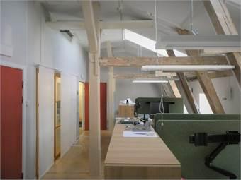 Öppna kontorsplatser