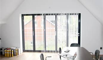 Vardagsrum eller kontorsrum