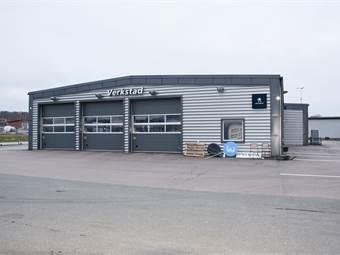 Svarvaregatan 6, Hörby, Hörby - Industri/Verkstad
