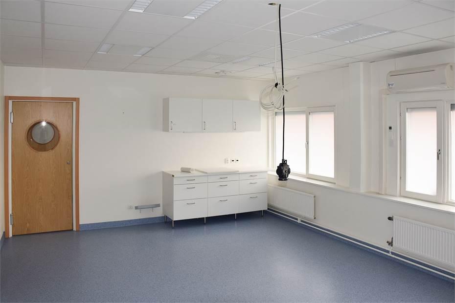 Stora kontorsrum