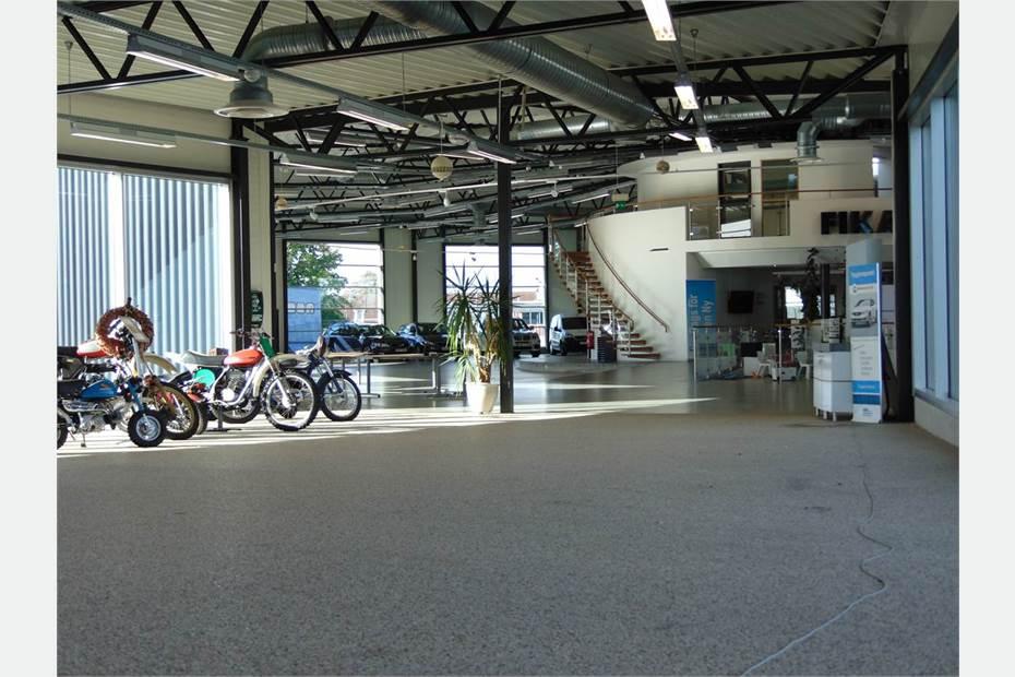 Verkstadsgatan 3, Hörby, Hörby - Butik Industri/Verkstad Kont