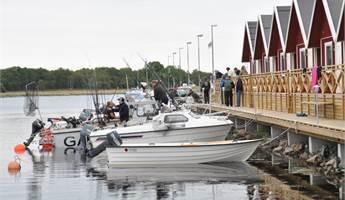 Sjöbodar och småbåtshamn