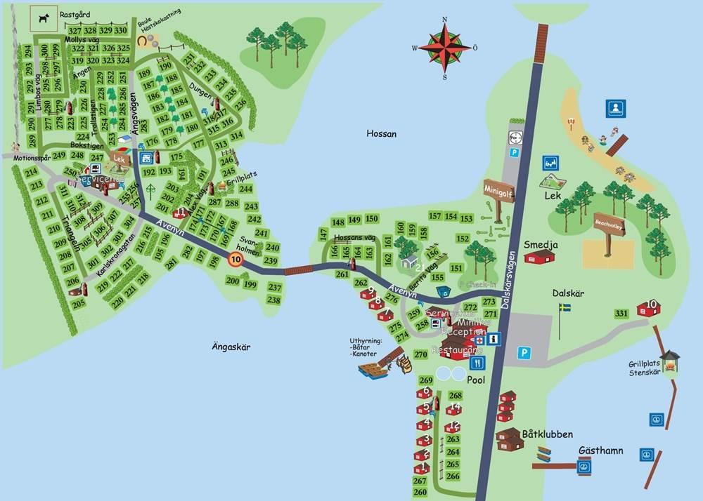 Dalskärsvägen 11, Bergkvara, Bergkvara - Butik