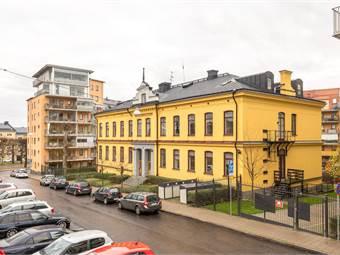 Lokal i Brf KarlJohan