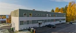 Fastighet till salu Norra Järnvägsgatan 12, Skellefteå