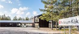 Fastighet till salu Nordkalottvägen 12, Luleå