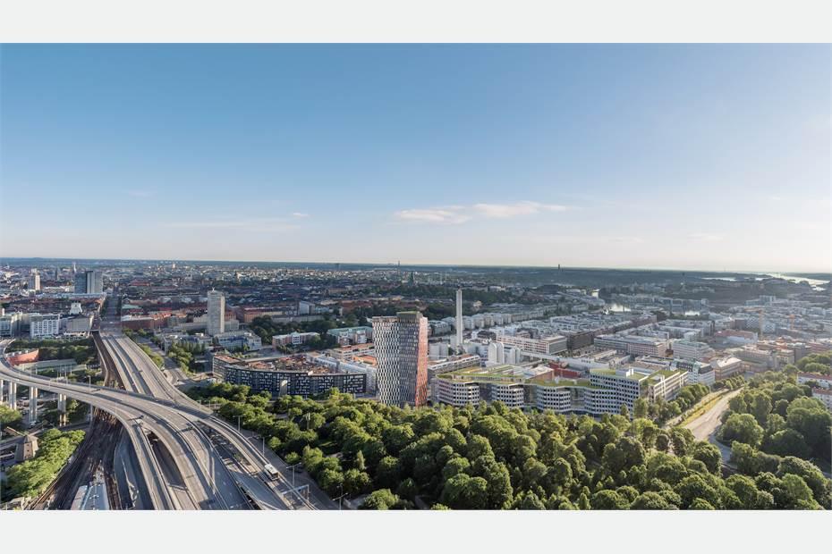 Översikt Sthlm New Creative Business Spaces