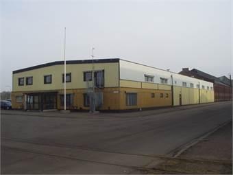 Bangårdsgatan 35, Industriområde nära centrum, Landskrona - Kontor