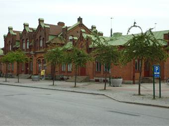 Högalidsvägen 2-6, Kävlinge Stationshus, Lund - Kontor