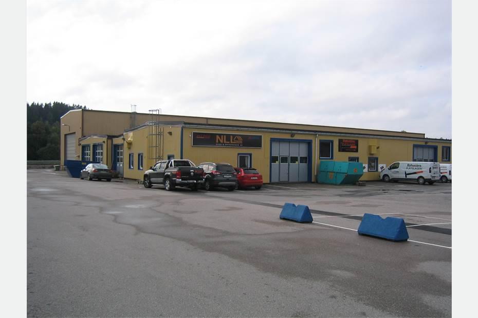 Kurödsvägen 22, Kuröds Industriområde, Uddevalla - Industri/Verkstad/Lager/Logis