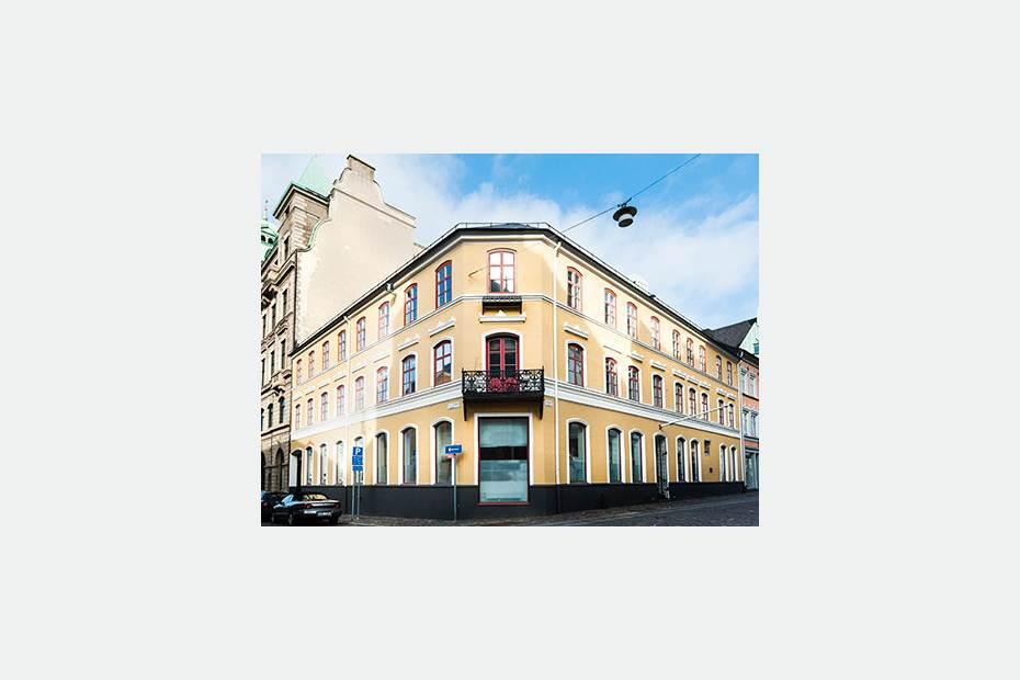 Adelgatan 21, Centralstation, Malmö - Kontorshotell
