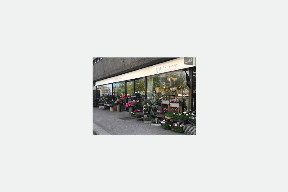 Blomsterhandel, Vetlanda - E-handel