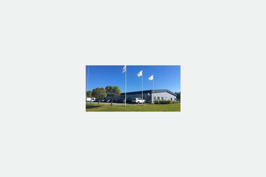Fastighetsbolag, Torvalla, Torvalla - Industri/VerkstadLager/Logis