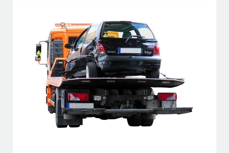 Personbils- och tungbärgningsf - Tjänsteföretag