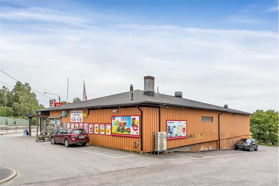 Mora byväg 2, Bergshamra, Bergshamra - Handel Lager/Logistik
