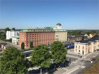 Spannmålsgatan 7-9, Kvarnen området, Kristianstad - Kontorshotell