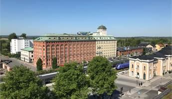 Spannmålsgatan 1-9, Kvarnen området, Kristianstad - Kontor