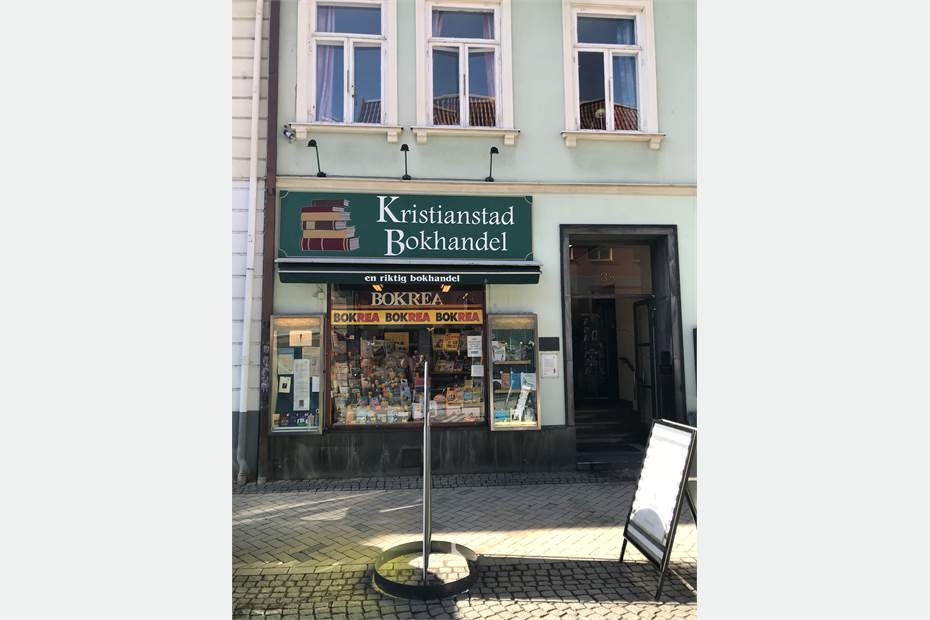 Västra Storgatan 38, Centrala Kristianstad, Kristianstad - Butik