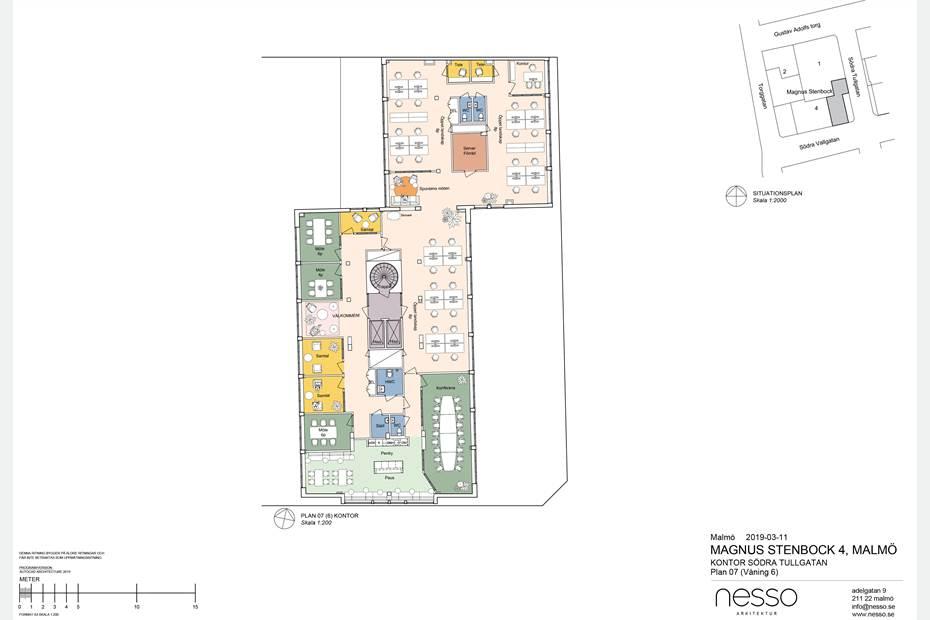 Södra Tullgatan 3, Centrum, MALMÖ - Kontor