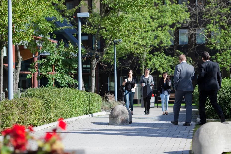 Access - Sundbybergsvägen 1, Solna, SOLNA - Kontor