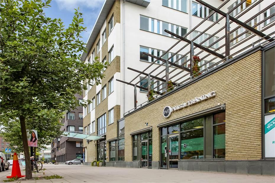 Gustav III:s Boulevard 54-58 pl 4-5, Solna, SOLNA - Kontor