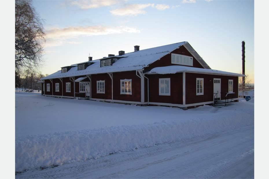 KontorKontorshotell Frösö Park, Byggnad 10