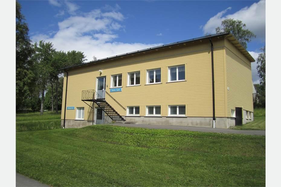 Övrigt Frösö Park, Byggnad 13