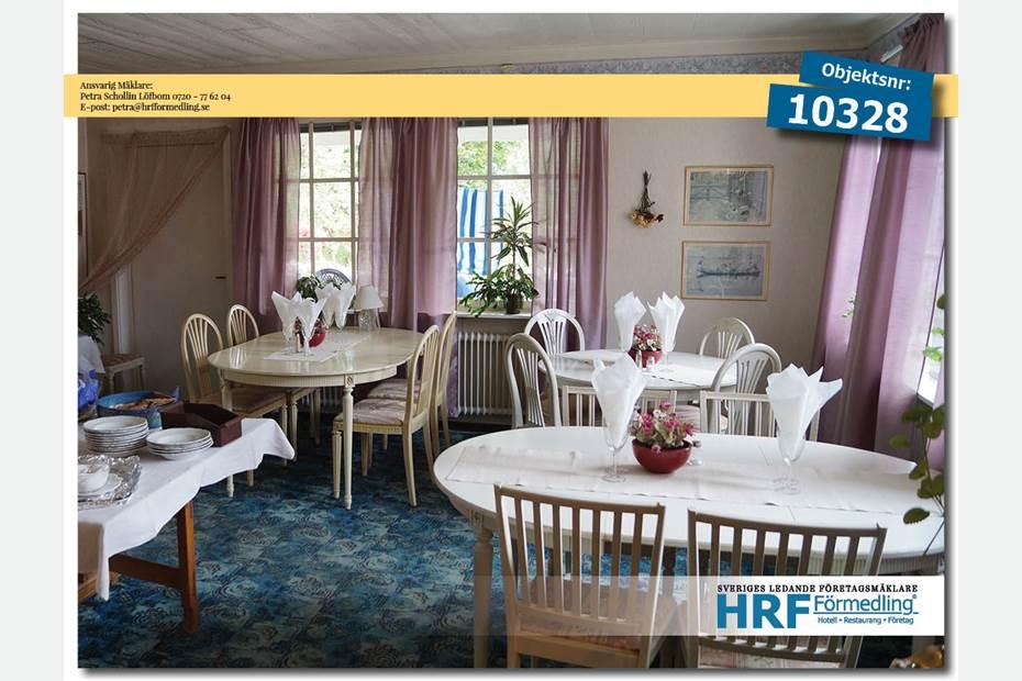 Hotell/turistföretag