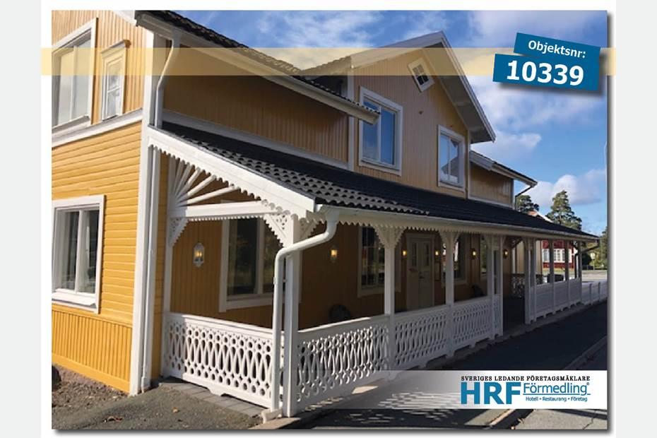 Bygatan 16, Sunhultsbrunn, Sunhultsbrunn - Hotell/turistföretag