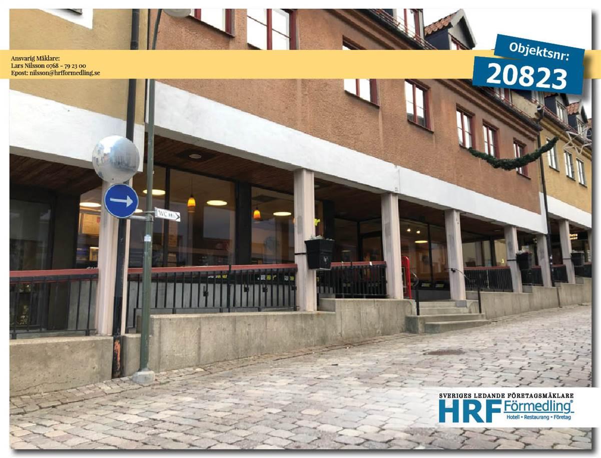 , Visby - Restaurang