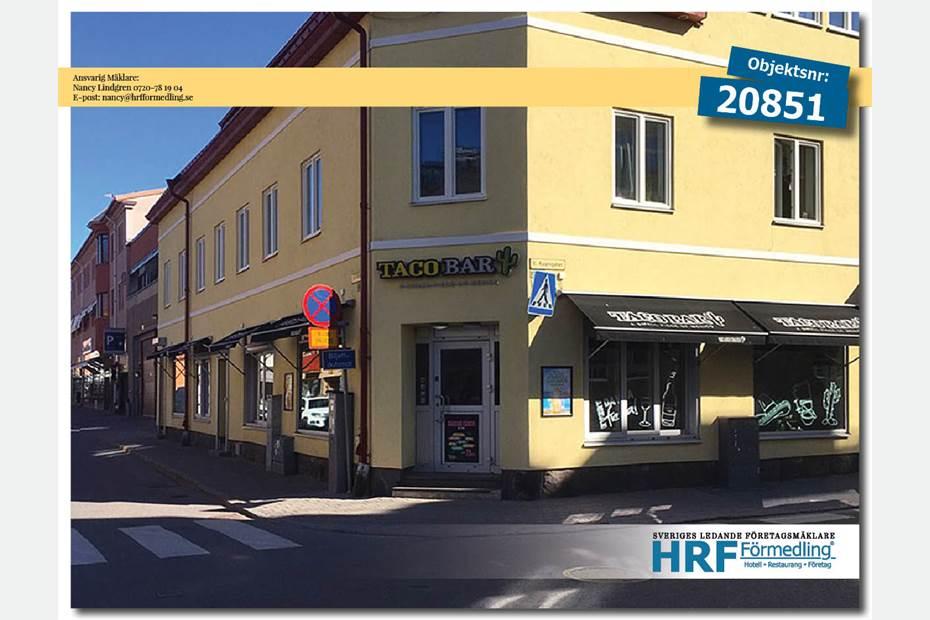 Brunnsgatan 34, Nyköping, Nyköping - Restaurang