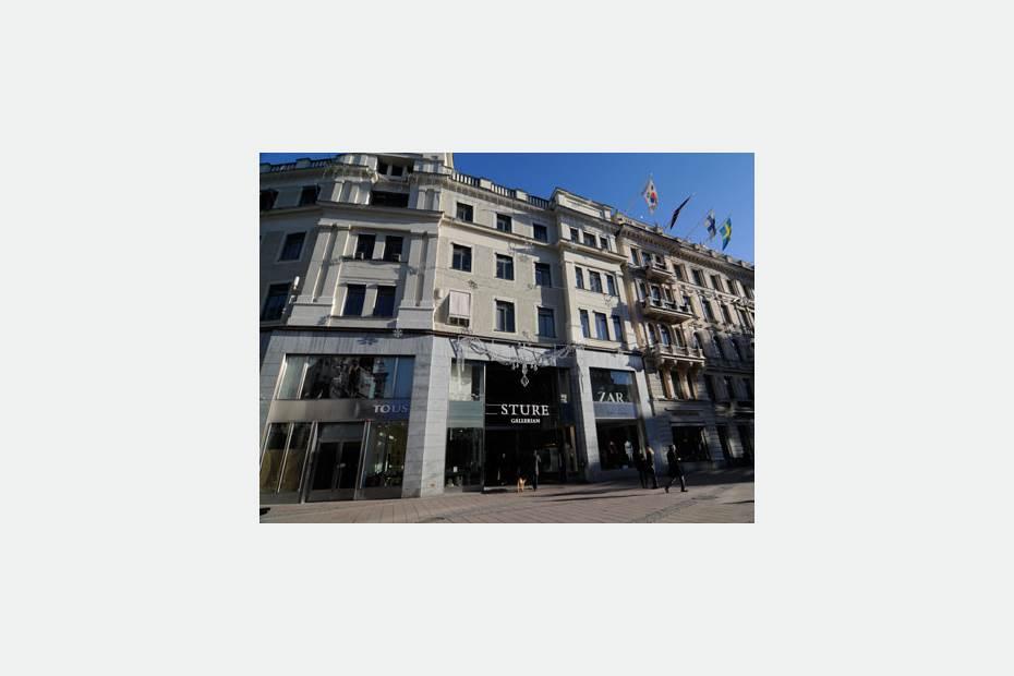 Stureplan 4c, vån. 4, Stureplan, Stockholm - KontorKontorshotell