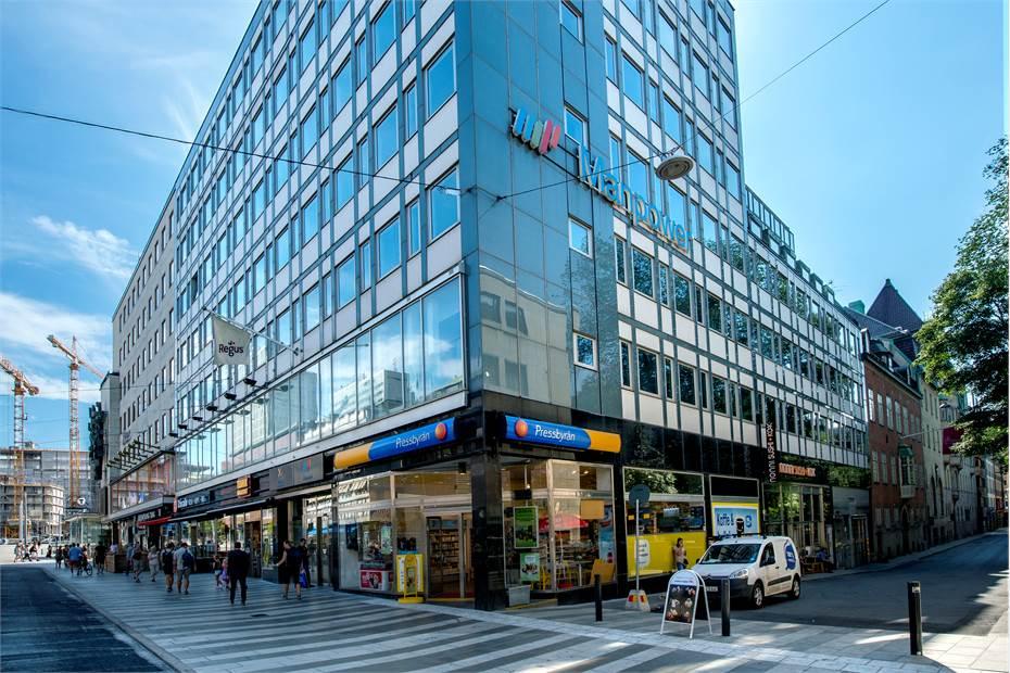Klarabergsgatan 29, Stockholm City, Stockholm - KontorKontorshotell