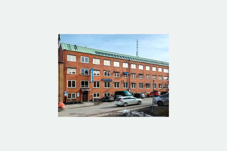 Industrivägen 23, Solna Hagalund, Solna - KontorKontorshotell