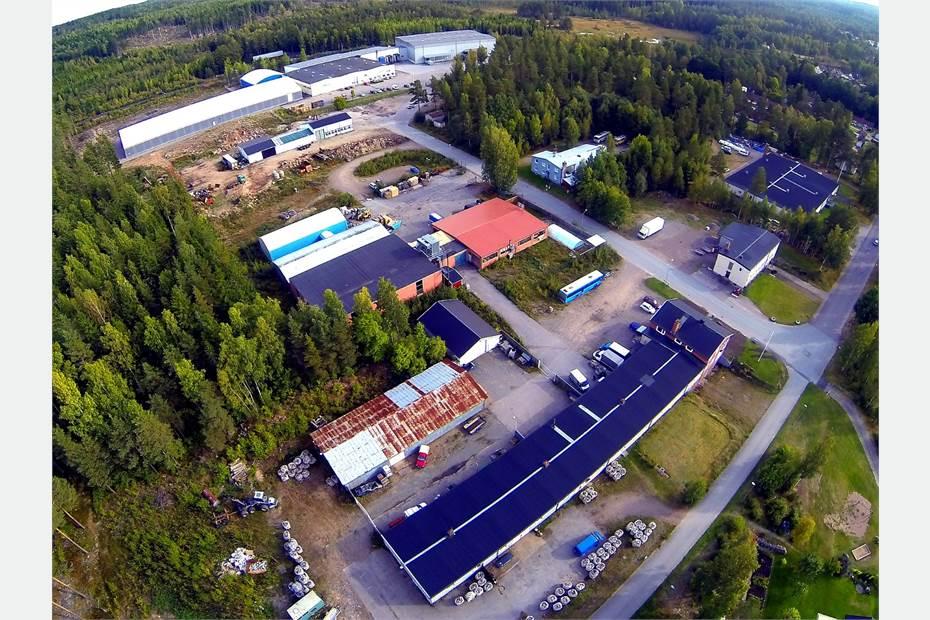 Finnerödja industriområde