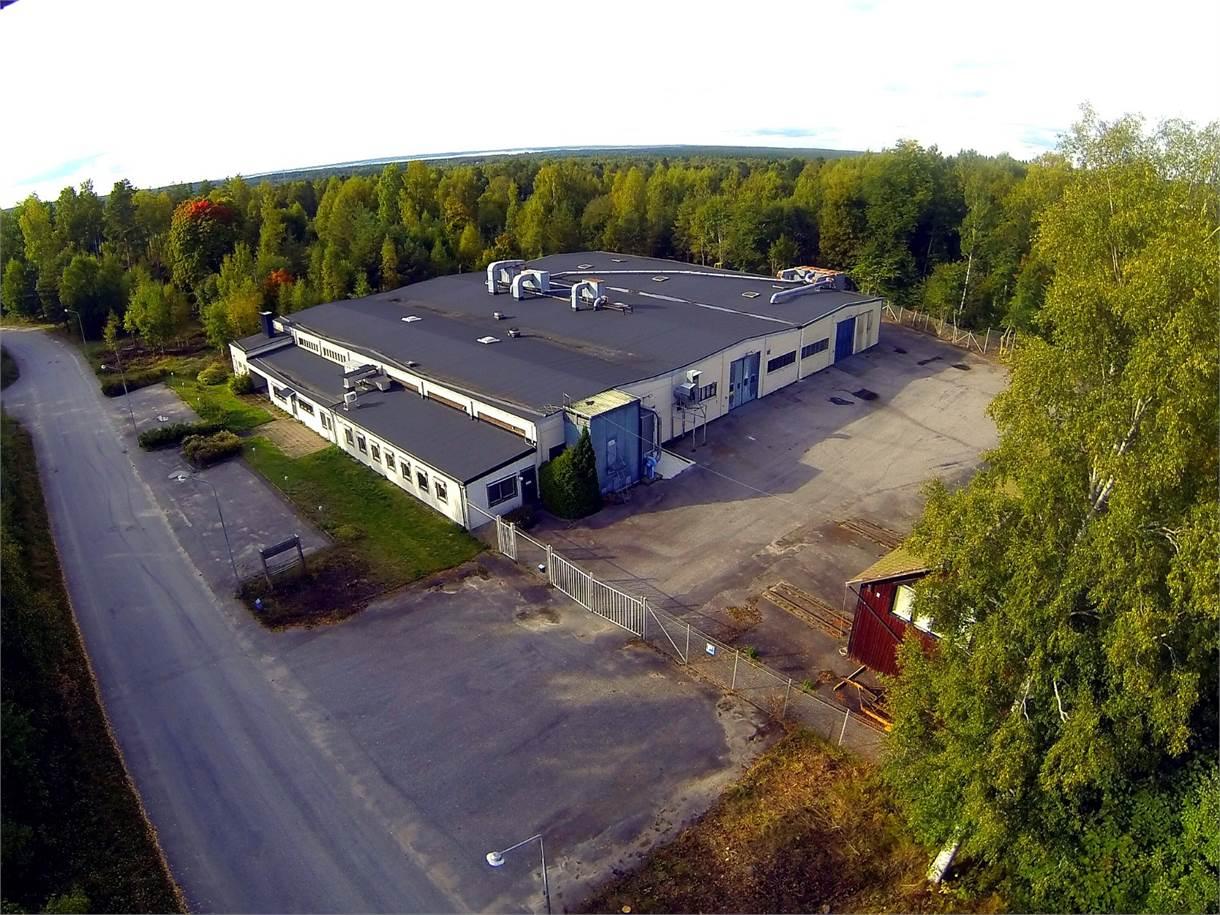 Mjölnaregatan, Finnerödja Industriområde, Finnerödja - Industritomt