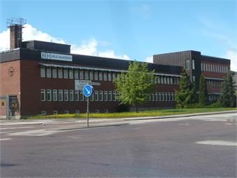 Svarvargatan 1, Vilsta industriområde, Eskilstuna - Kontor